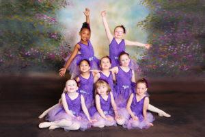Pre-Combo Ballet